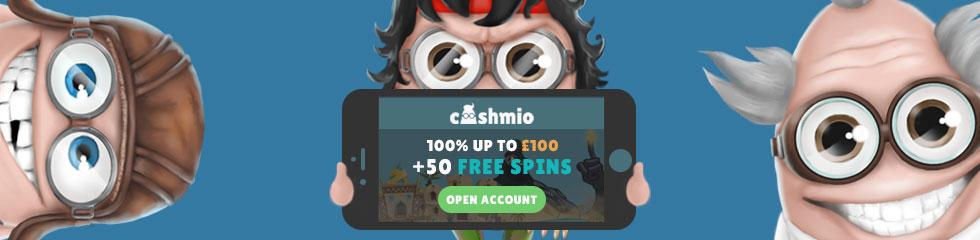 """Bildresultat för cashmio banner casino"""""""